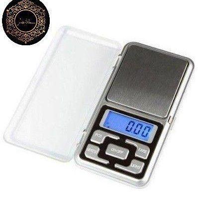 ترازوی دیجیتال 200 گرمی جیبی با دقت بالا برای وزن کردن اپوکسی