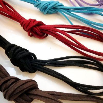 بند چرمی رنگ قهوه ای