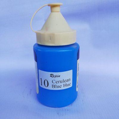 رنگ اکریلیک آبی ۲۸۰ گرمی