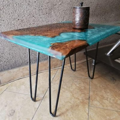 پایه های میز اپوکسی ۴۰ سانتی