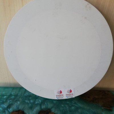 بوم دایره ۵۰ سانتی مناسب برای تابلوهای آبستره