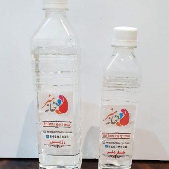 رزین اپوکسی شفاف کره ای