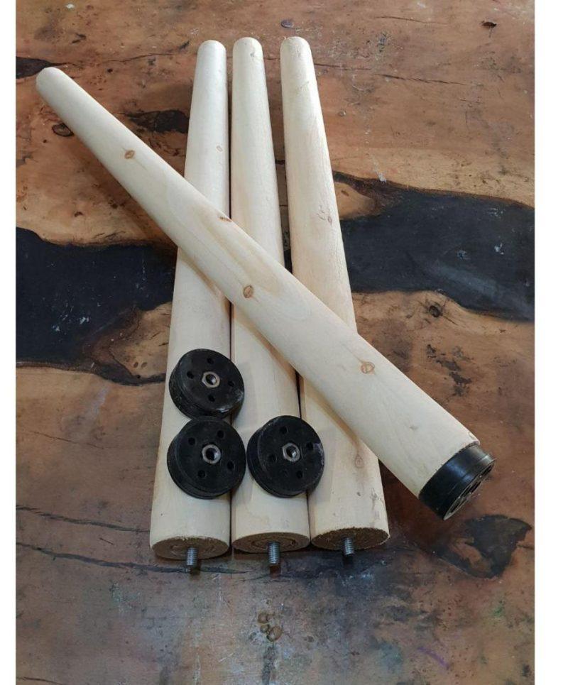 پایه چوبی مخروطی 35