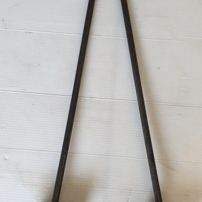 پایه فلزی سنجاقی ۴۰ سانتی