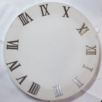 حروف اعداد یونانی مخصوص ساعت